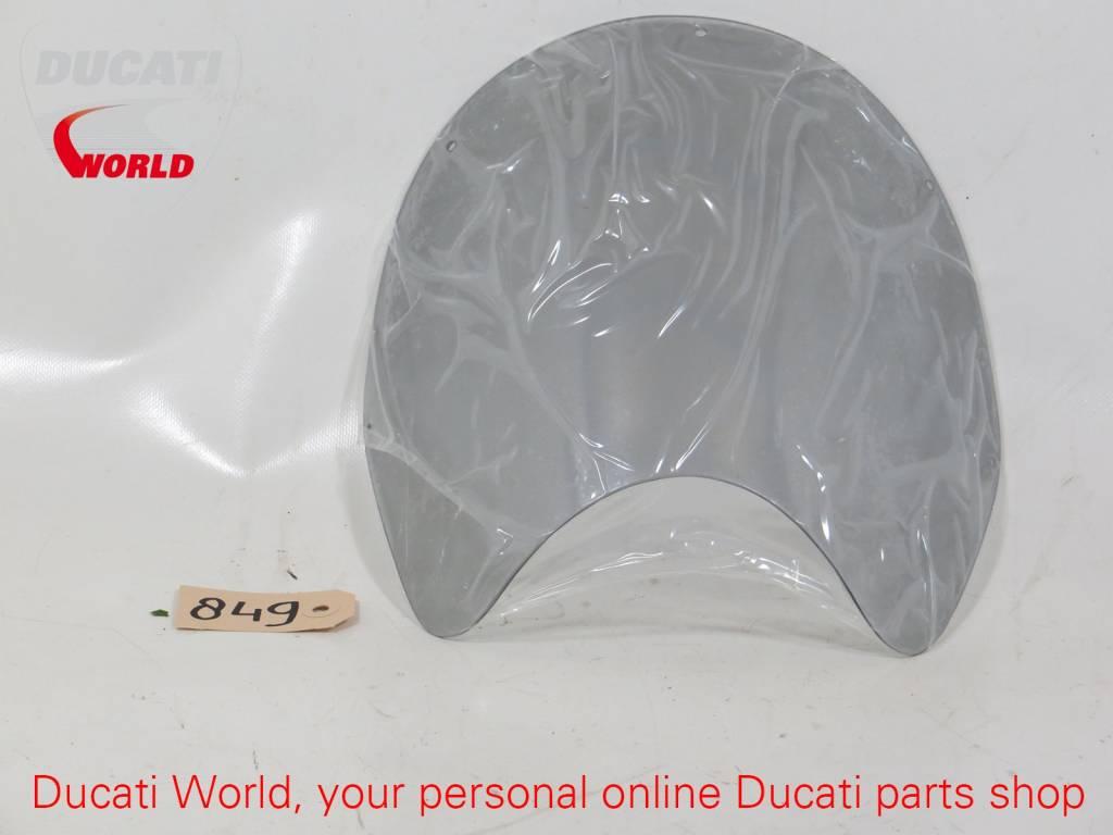 Ducati Ducati Dark Plexiglass Window Monster 600/750/900