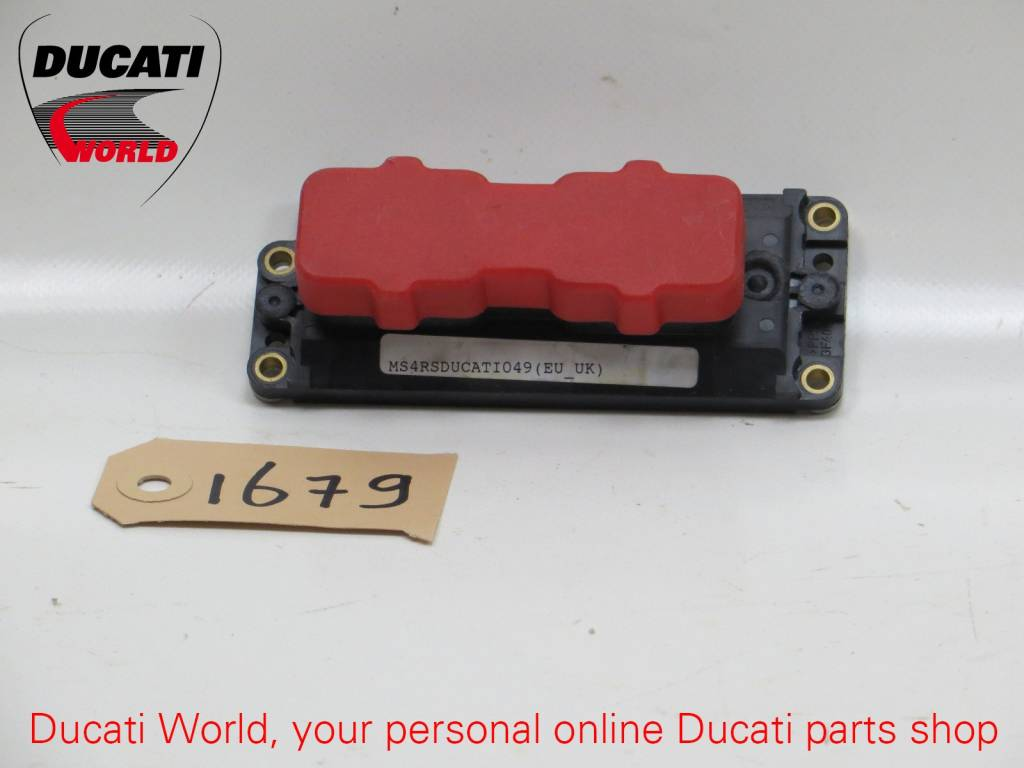 Ducati Ducati ECU for Slip-on Exhaust Monster S4RS