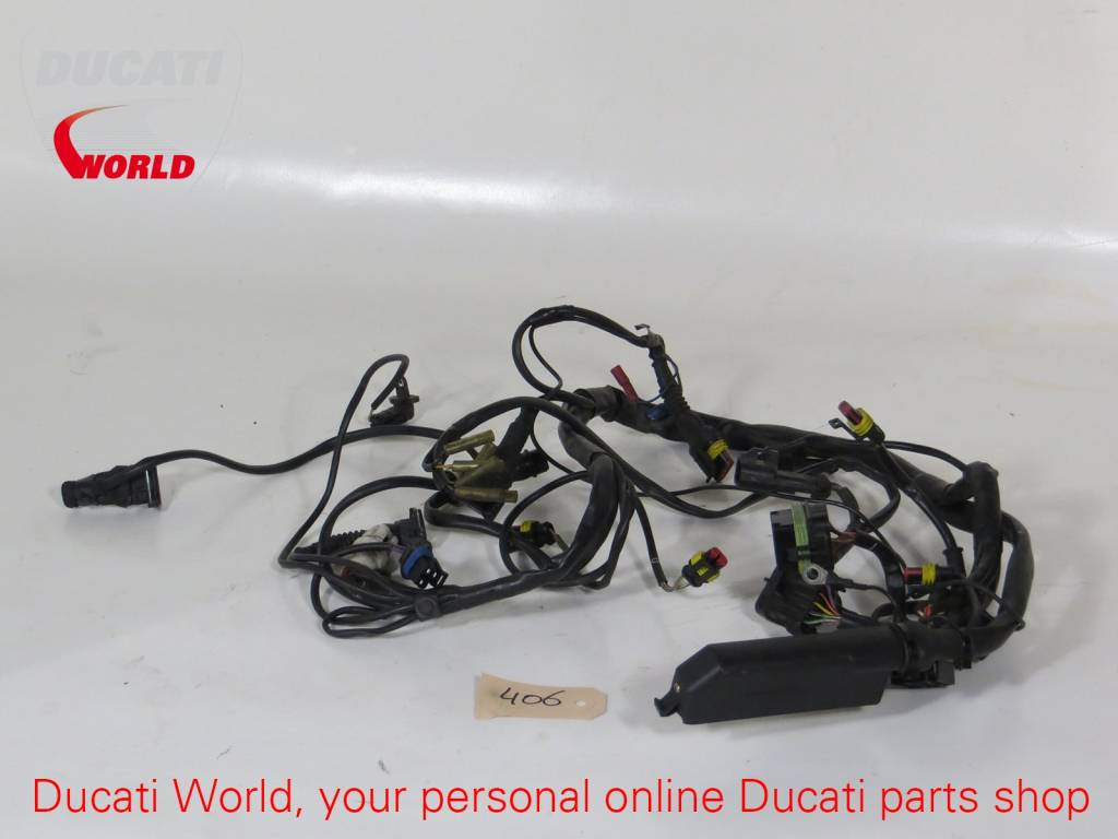 Ducati Ducati Electric wiring 748