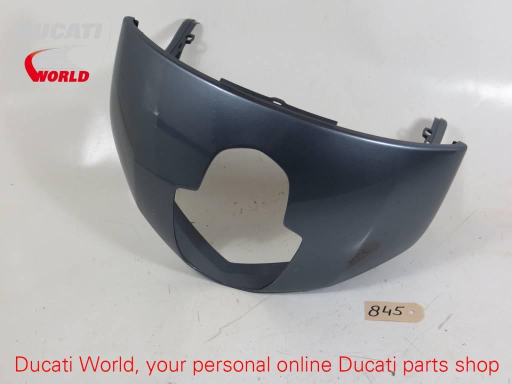 Ducati Ducati Fixed Front Headlight Fairing Grey Multistrada 1000/1100