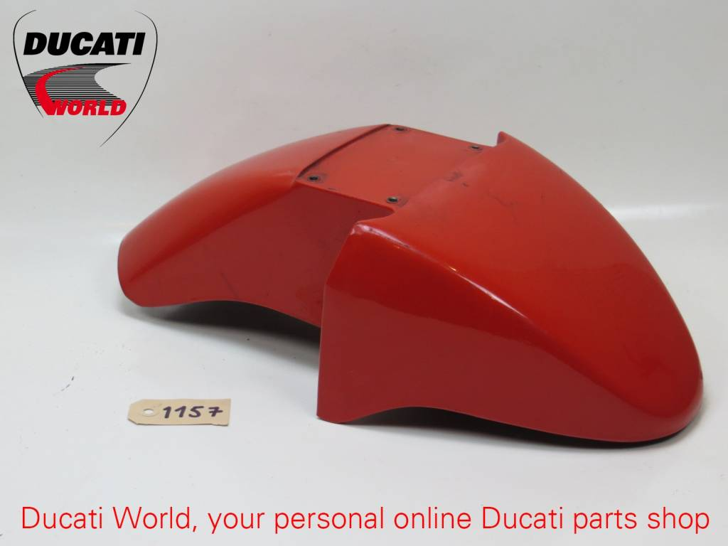 Ducati Ducati Front Fender Red Classic