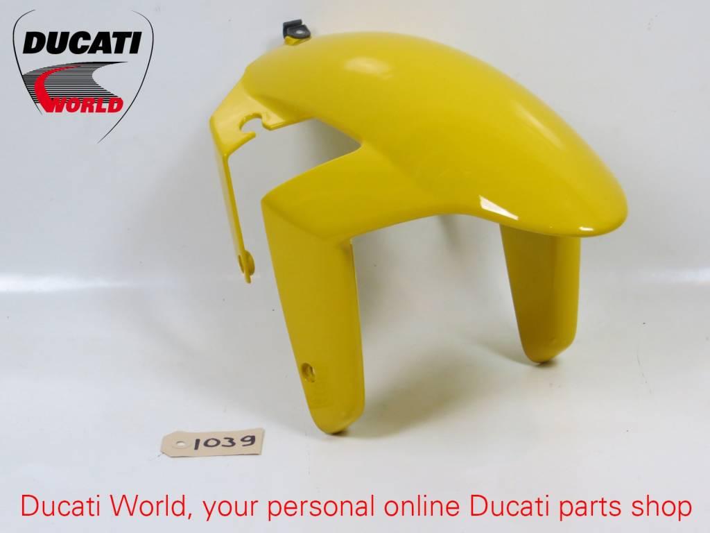 Ducati Ducati Front Fender Yellow SBK 749/999
