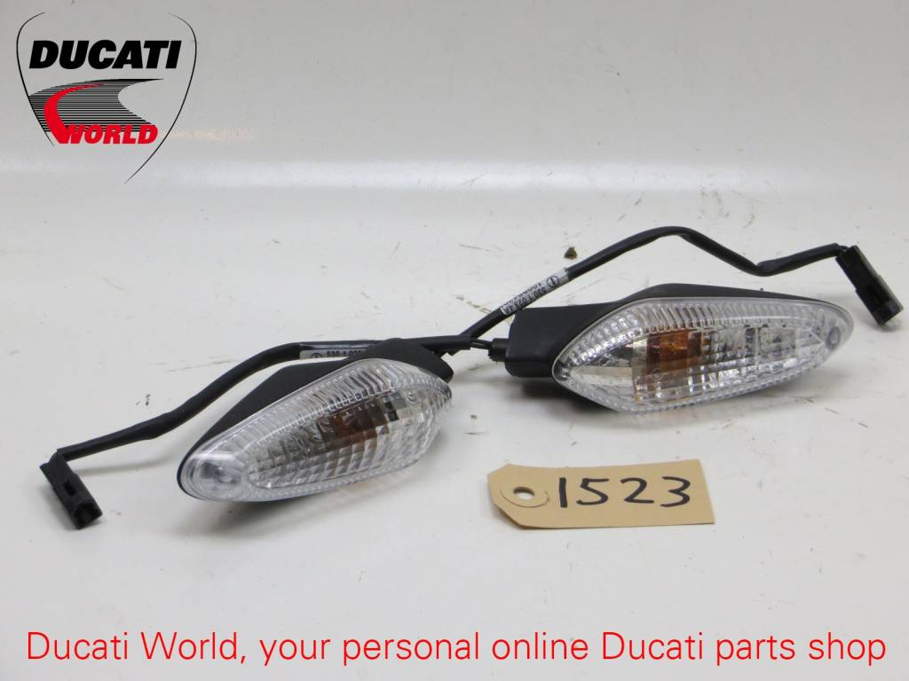 Ducati Ducati Front Turn Indicators Monster 696/796/1100