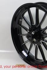 Ducati Ducati Front Wheel Gloss Black Diavel '10