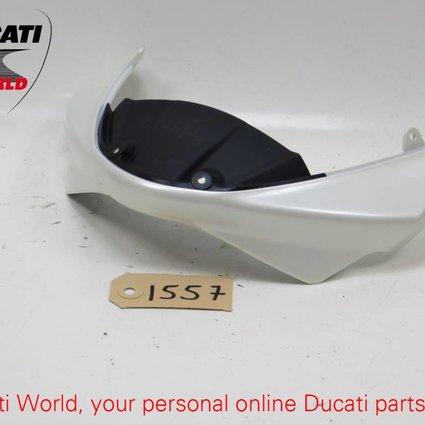 Ducati Ducati Headlight Cockpit Fairing White Monster 696/796/1100