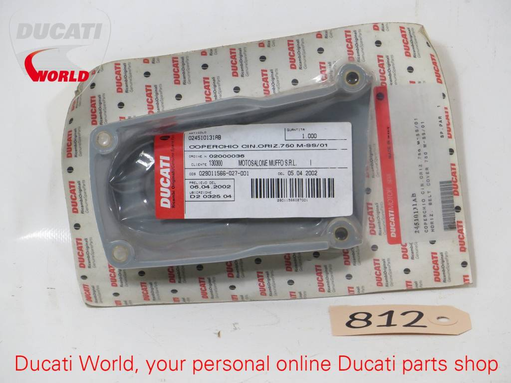 Ducati Ducati Horizontal Timing Belt Cover Monster 600/750/900, 900 SS