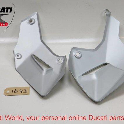 Ducati Ducati LH & RH Bug Spoiler Set Multistrada 1200