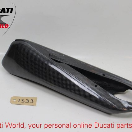 Ducati Ducati LH & RH Carbon Side Cover Monster 1000