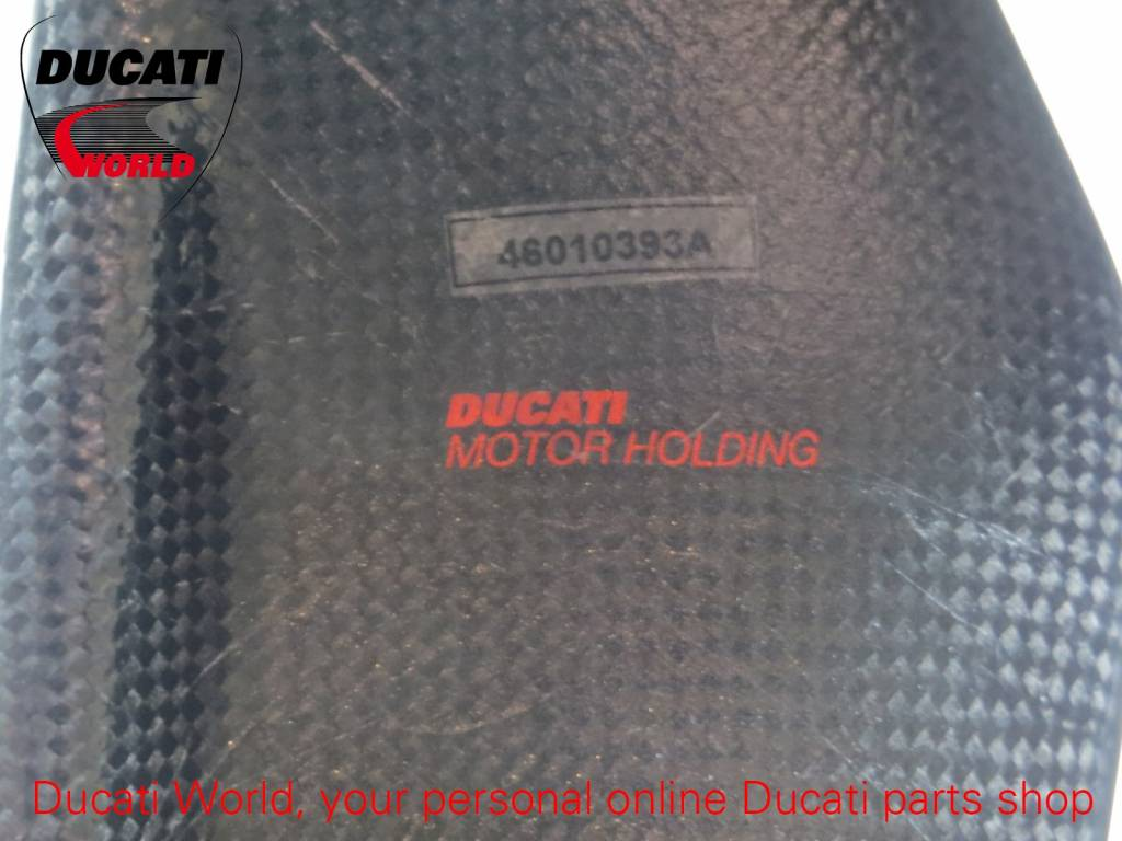 Ducati Ducati LH Carbon Heat Guard Monster 900/1000, S4