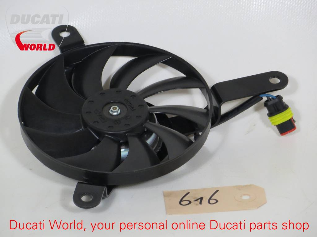 Ducati Ducati LH Electric fan 848/1098
