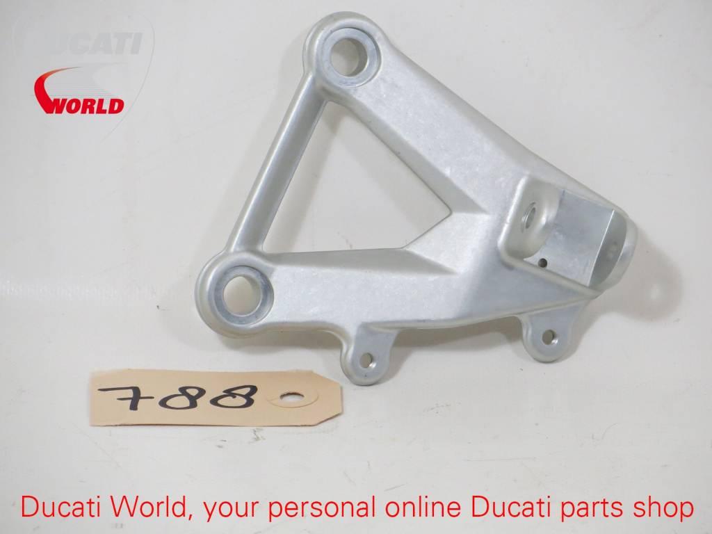 Ducati Ducati LH Footrest Bracket (Without Footrest) SBK 848/1098/1198