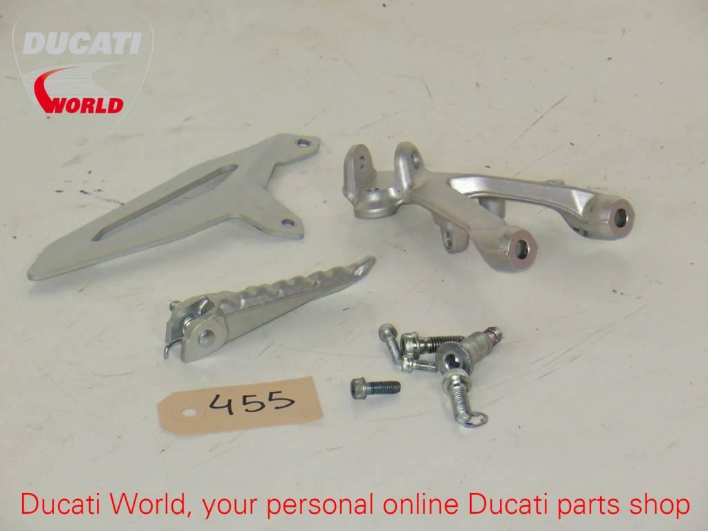 Ducati Ducati LH Footrest Panigale 1199