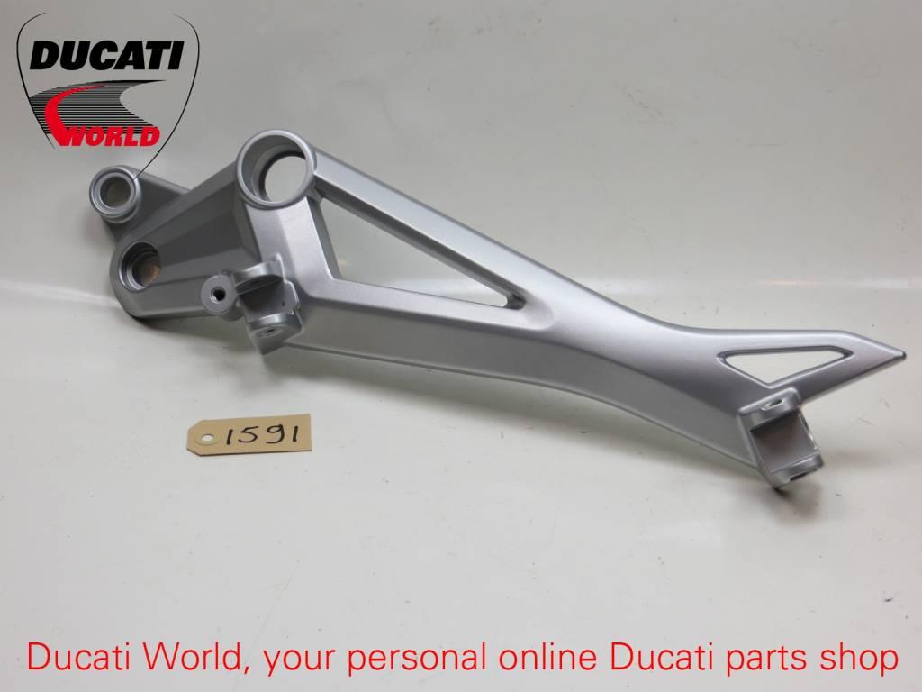 Ducati Ducati LH Footrest Plate Monster 696/796/1100