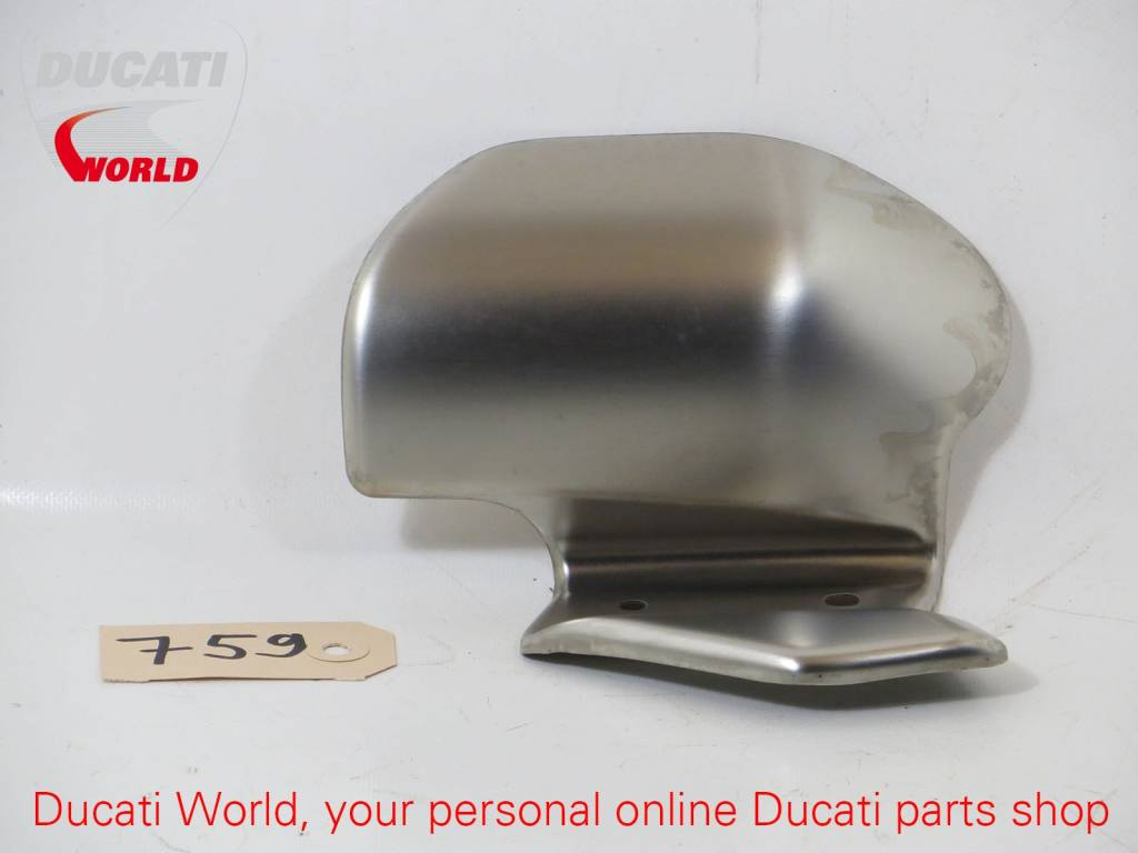 Ducati Ducati LH Heatguard Monster 600/750/900