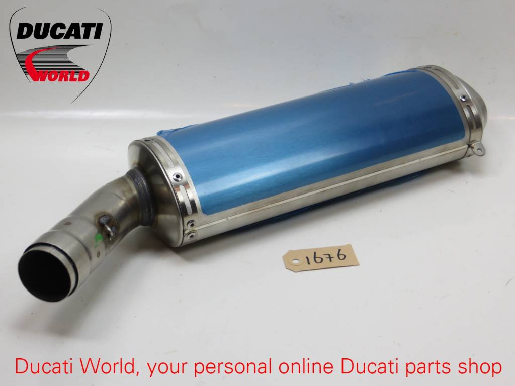 Ducati Ducati LH Silencer EU/AU SBK 848/1098/1198