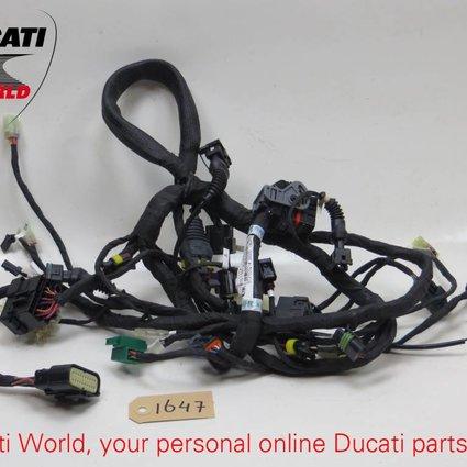 Ducati Ducati Main Wiring Monster 1100