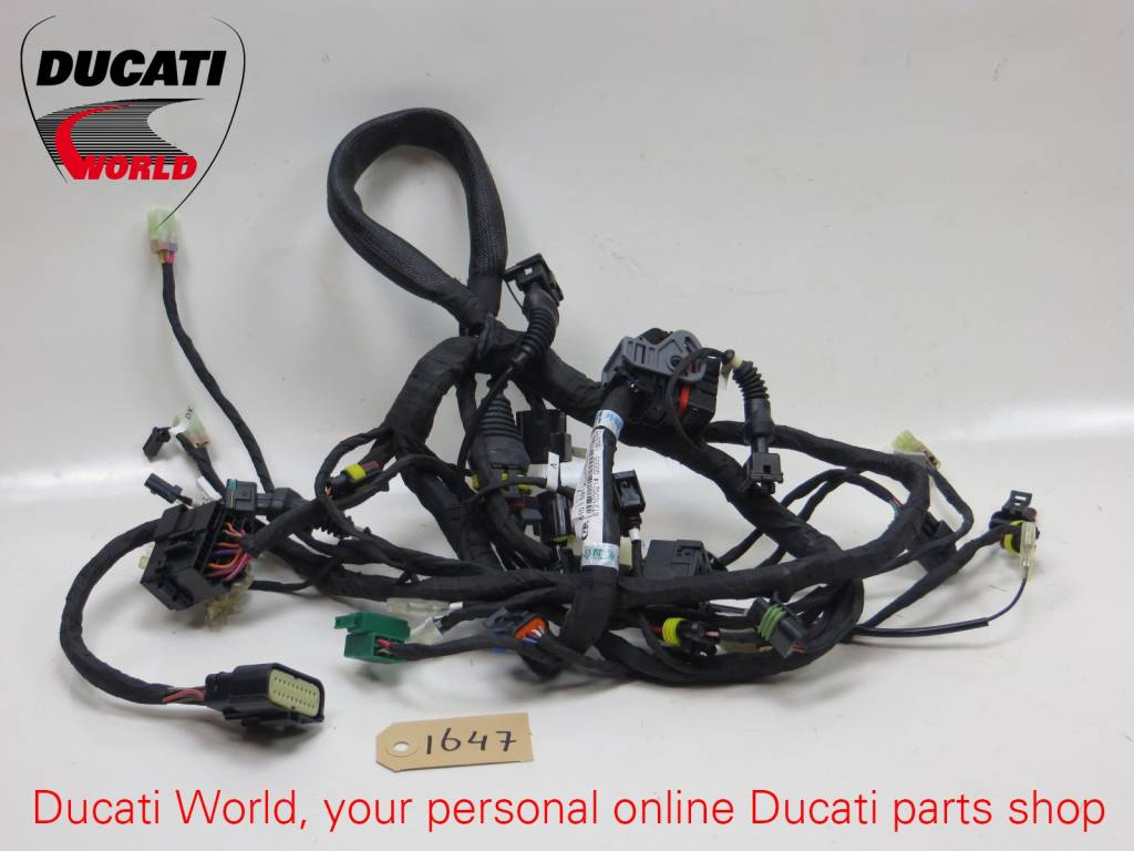 Ducati Ducati Main Wiring Monster 1100