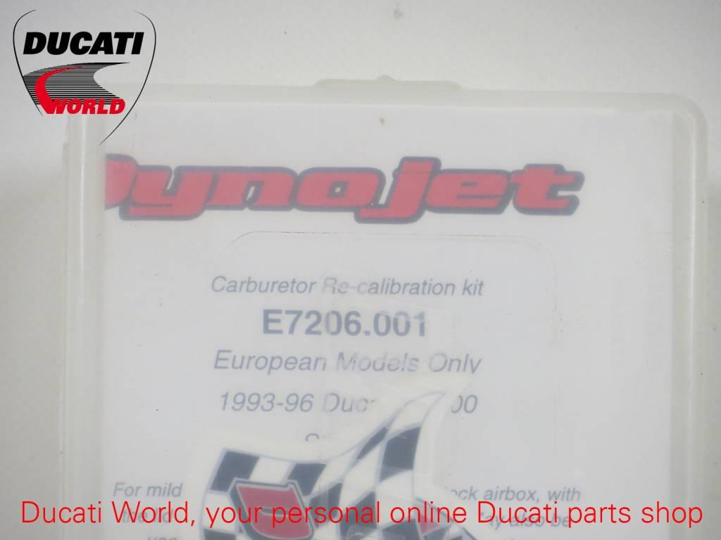 Ducati Performance Ducati Performance Dynojet Carburetor Recalibration Kit Monster