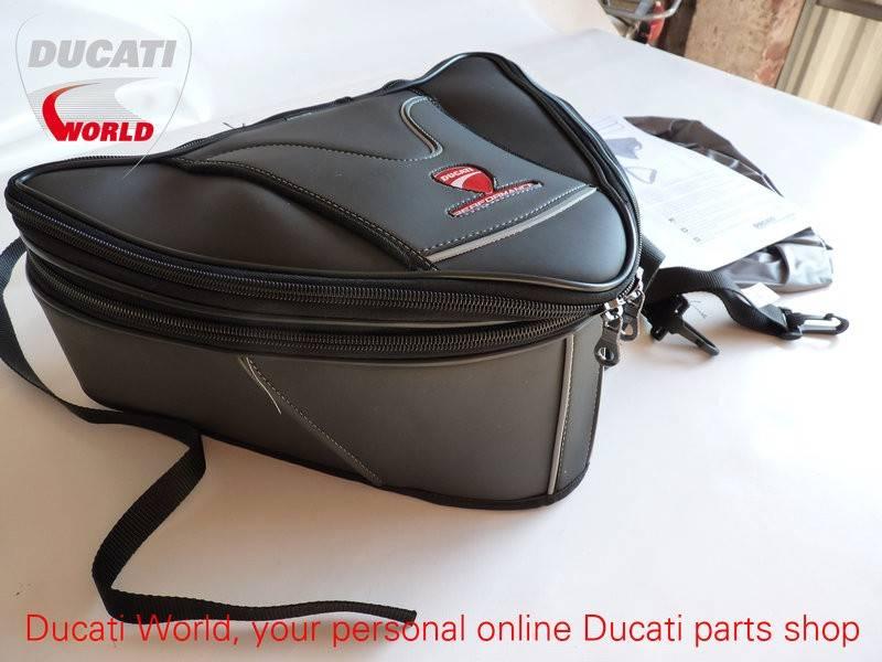 Ducati Performance Ducati Performance Passenger seat bag SBK 1199 Paginale
