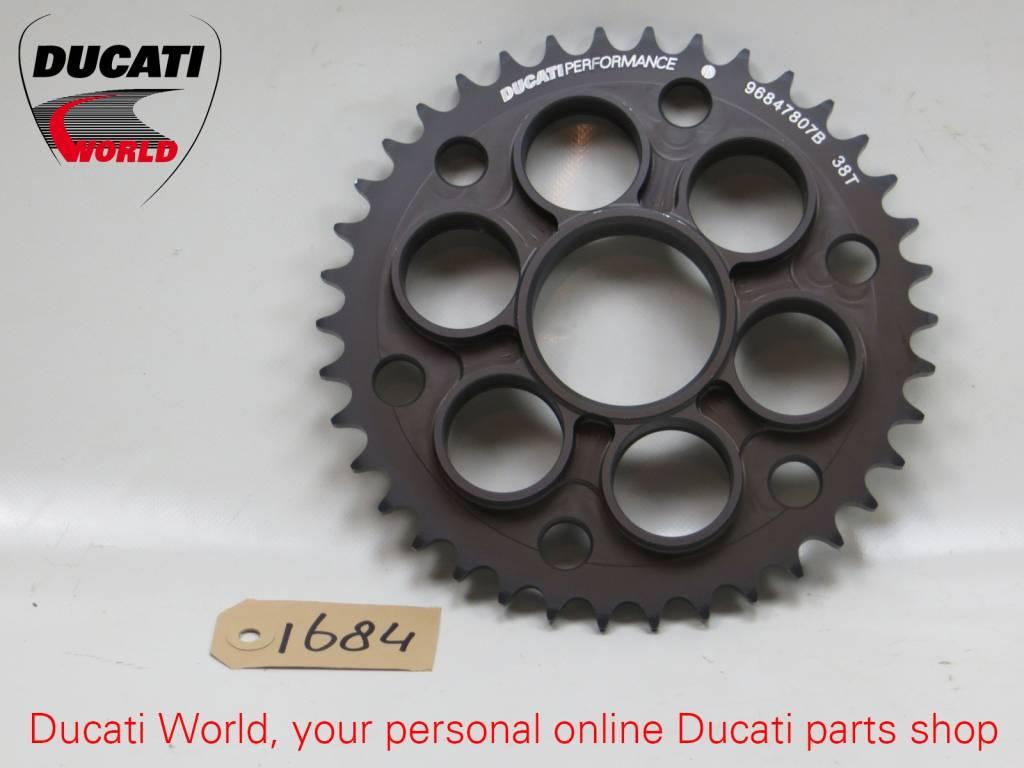 Ducati Performance Ducati Performance Racing Rear Sprocket Z=38 Streetfighter