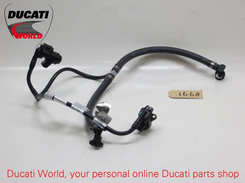 Ducati Ducati Preform Fuel Lines Assy Streetfighter