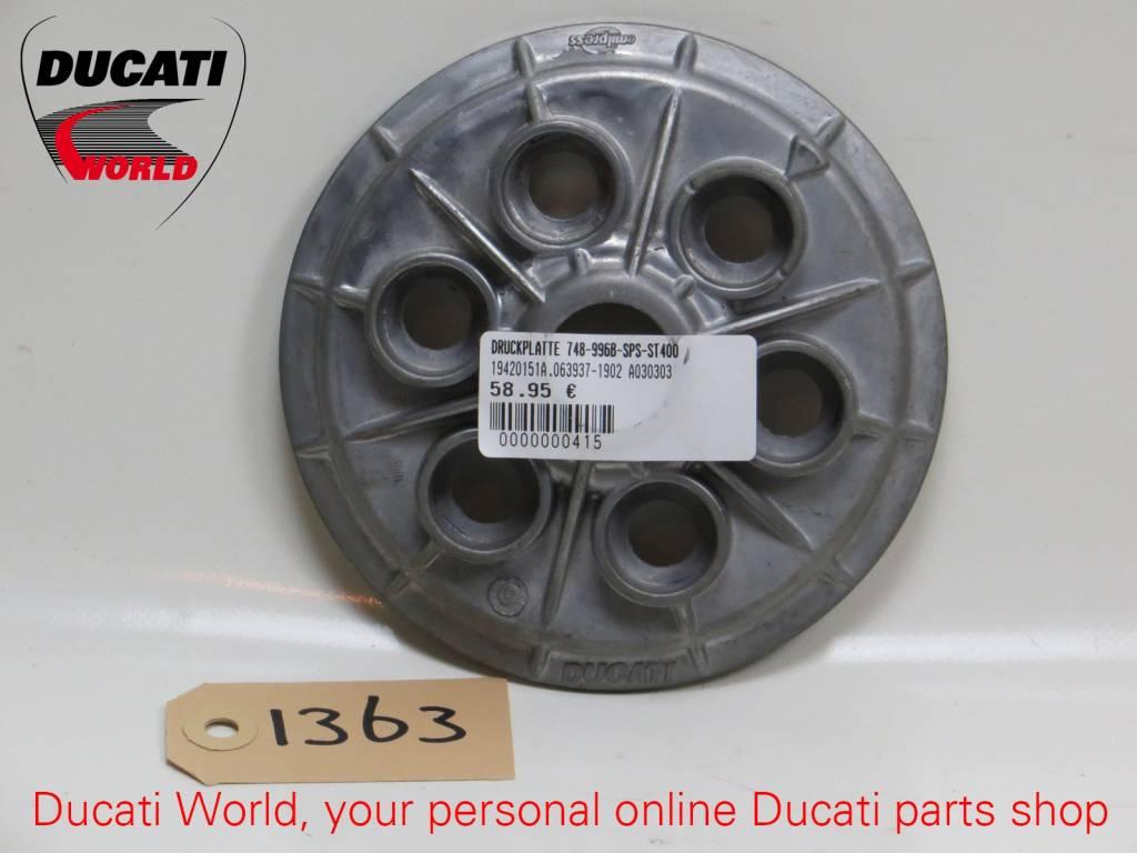 Ducati Ducati Pressure Plate SBK 748/916/996, ST4