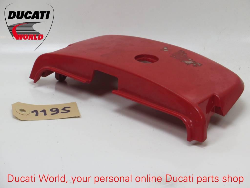 Ducati Ducati Red Rear Seat Cover 900SS