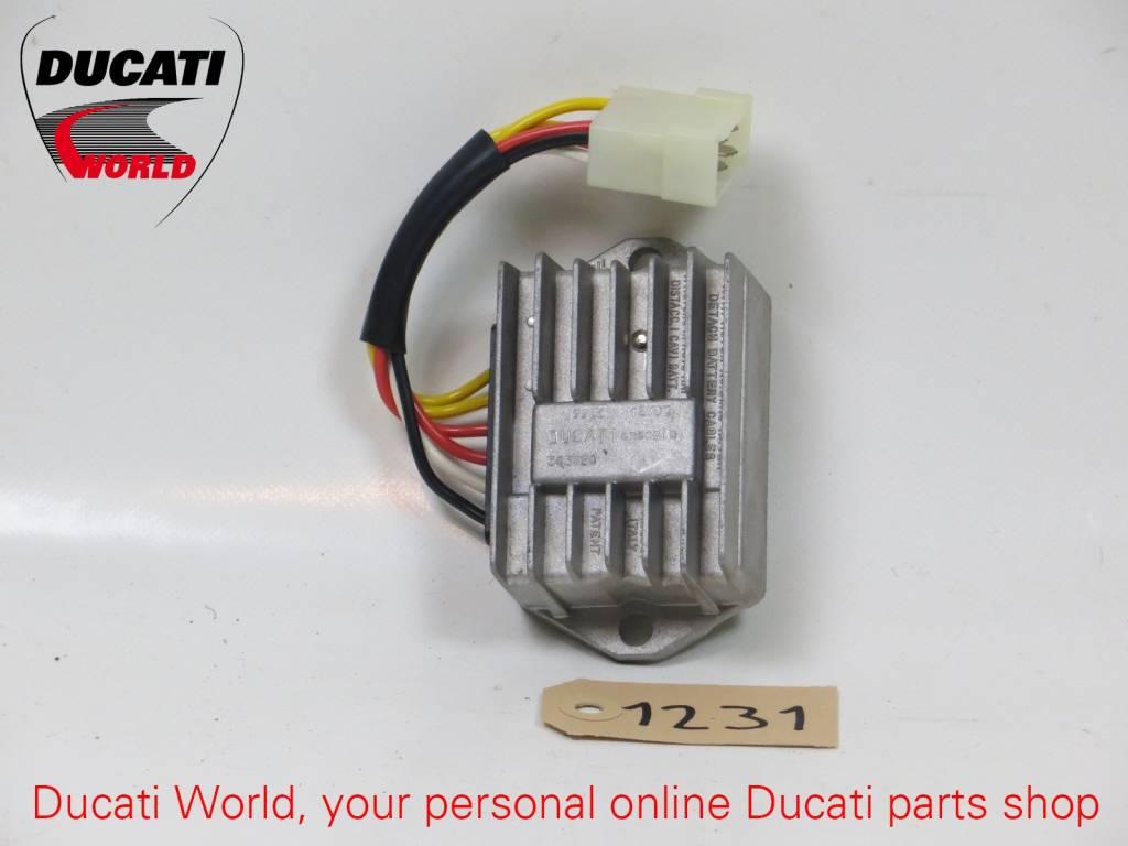 Ducati Ducati Regulator SS 900/750