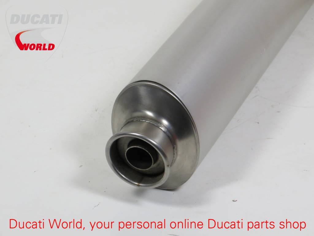 Ducati Ducati Remus LH Silencer Monster 620