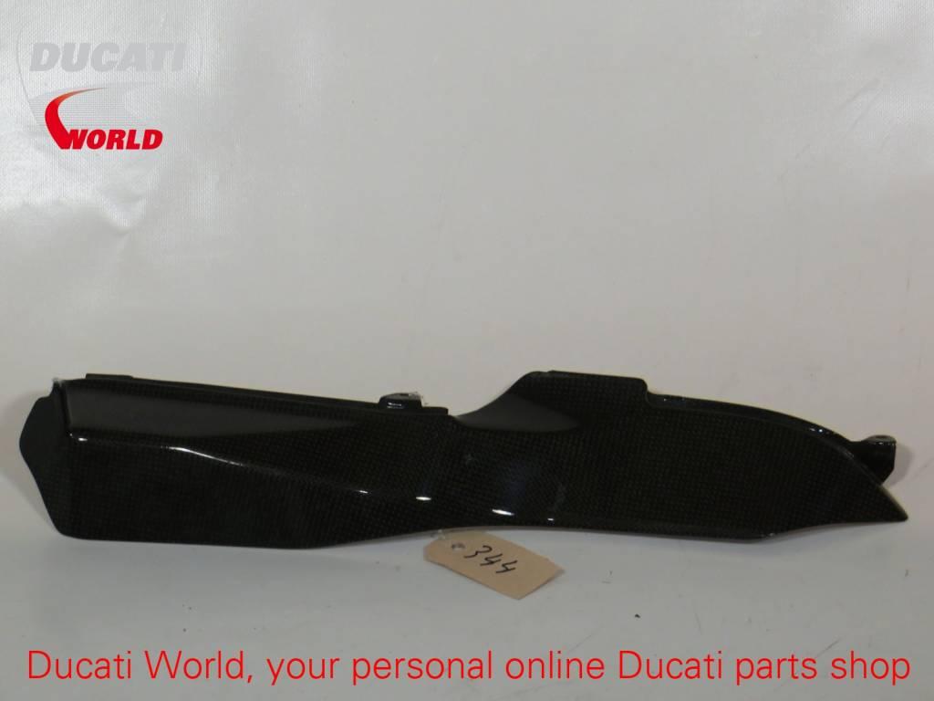 Ducati Ducati RH Carbon Airintake Cover 749/999