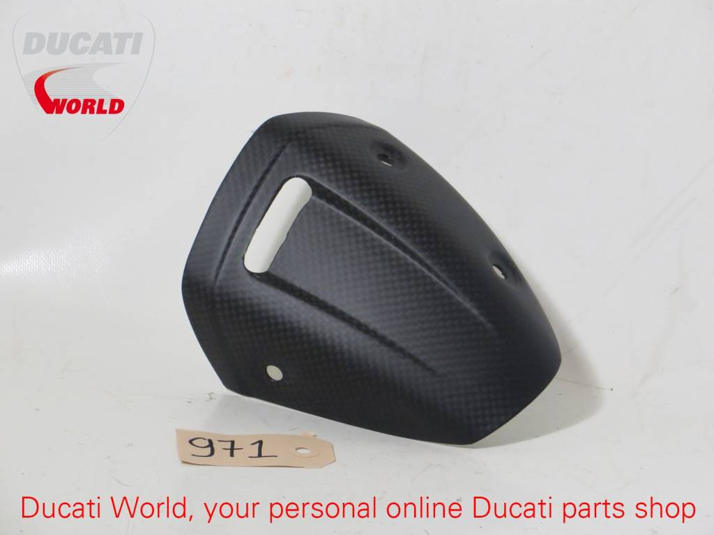 Ducati Ducati RH Carbon Heat Shield Monster 1100 EVO