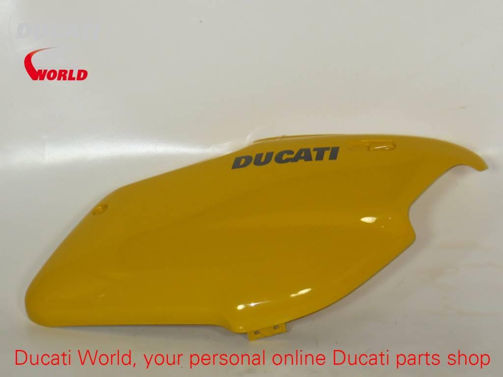 Ducati Ducati RH Half-Fairing SuperSport