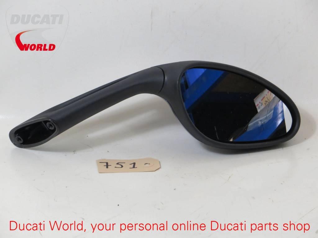 Ducati Ducati RH Mirror Blue ST2/ST4