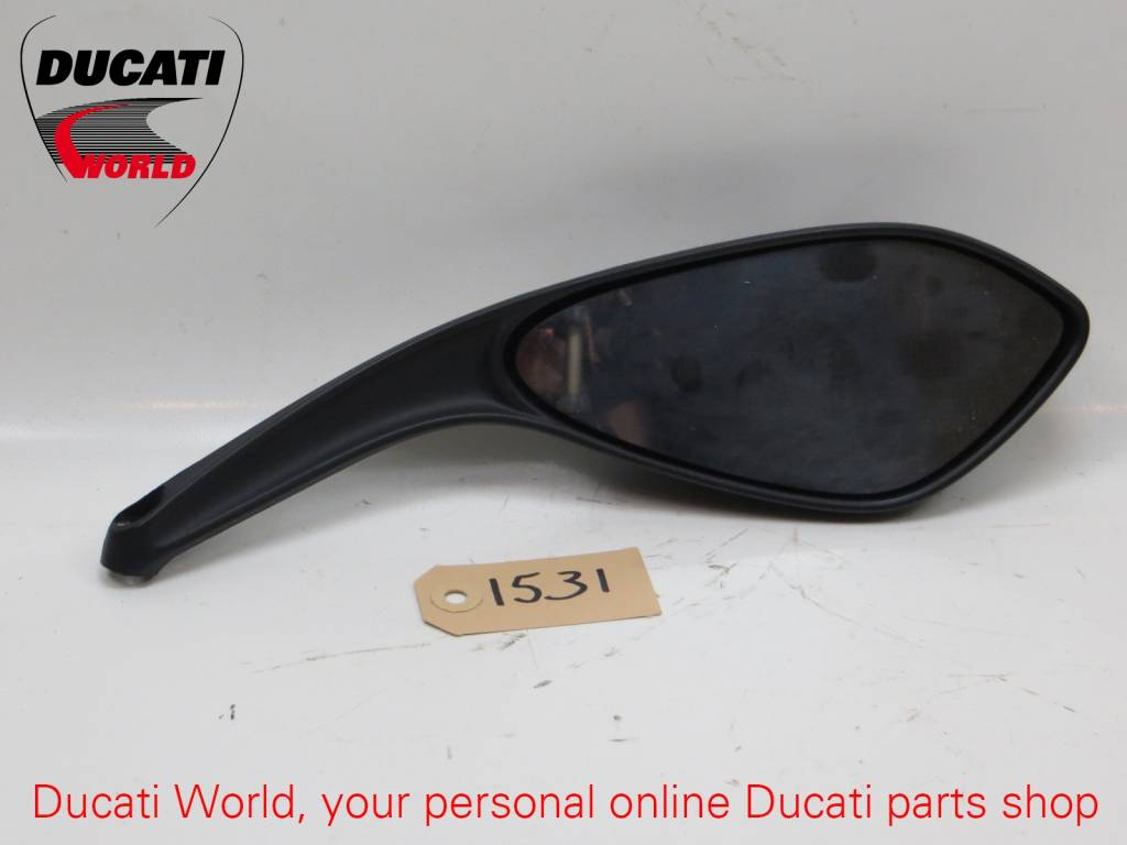 Ducati Ducati RH Mirror Monster 696/796/1100 *With Scratches*