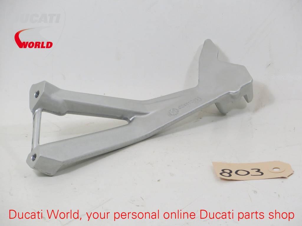 Ducati Ducati RH Pillion Footrest Bracket (Without Footrest) SBK 848/1098/1198