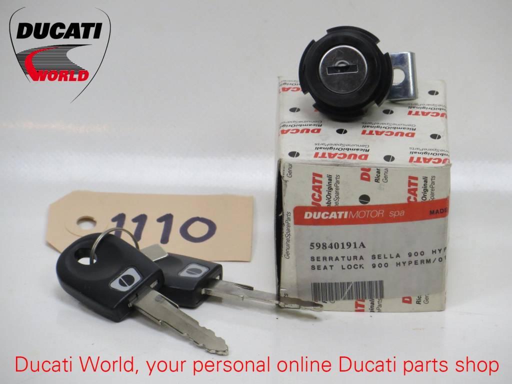 Ducati Ducati Seat Lock Monster 900 '01