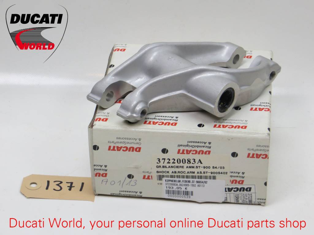 Ducati Ducati Shock Absorber Arm With Bearings ST2, Monster 900/S4