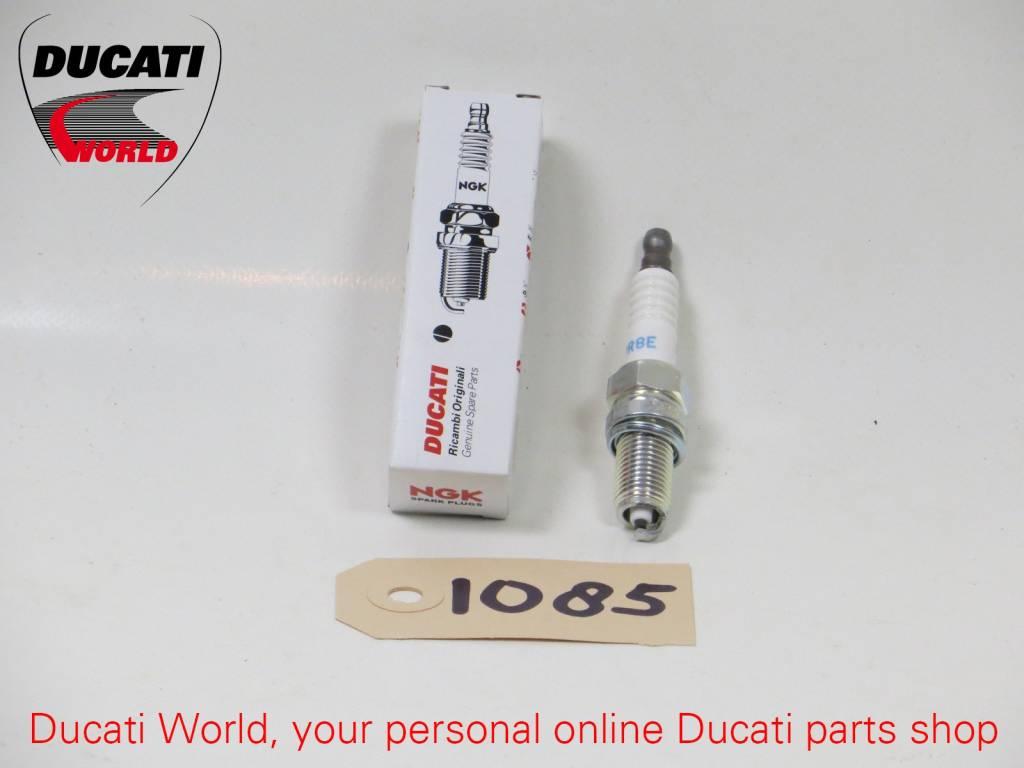 Ducati Ducati Spark Plug DCPR8E, M695. MY 2007, 2008. M696 MYr 2008. M S2R800. MYr 2007. GT1000. MY 2007, 2008. M S2R 1000. MY 2006, 2007, 2008. M1000. MY 2003 - 2005. Multistrada 1000 MY 2003 - 2006. Sport1000. MY 2007, 2008. Supersport 1000 MY 2003, 2004.