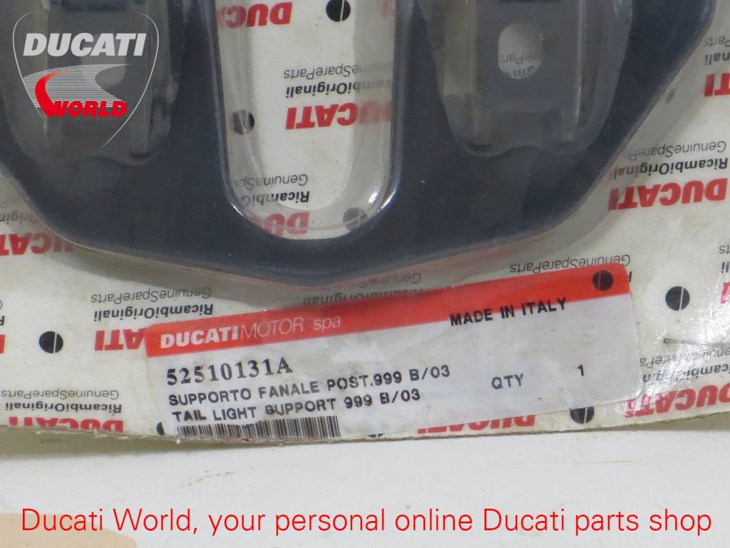 Ducati Ducati Tail Light Support SBK 749/999