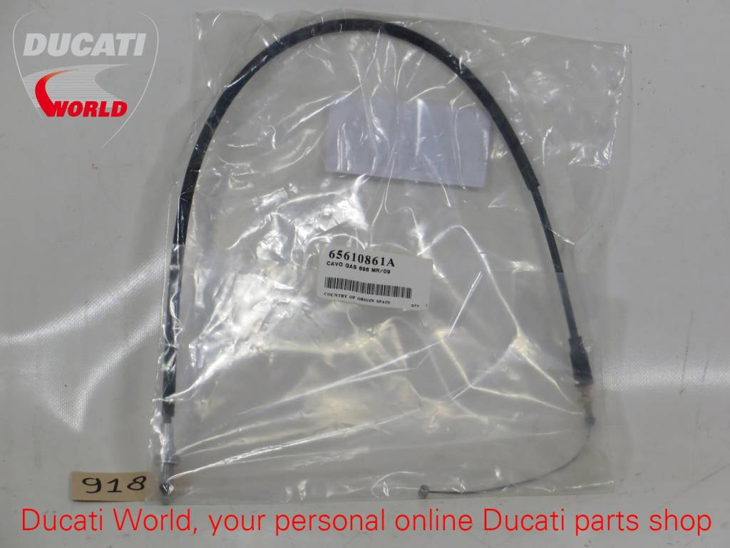 Ducati Ducati Throttle Control Cable M696