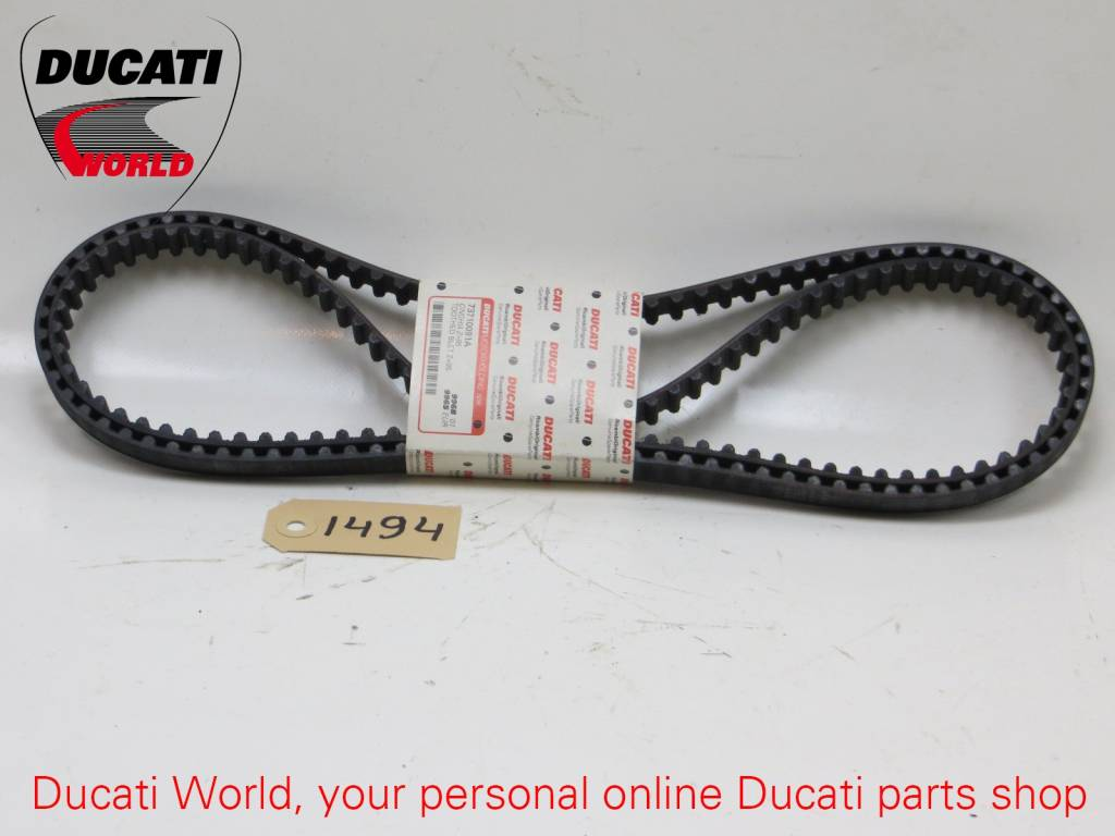 Ducati Ducati Timing Toothed Belt Pair Z=95 SBK 996 '01