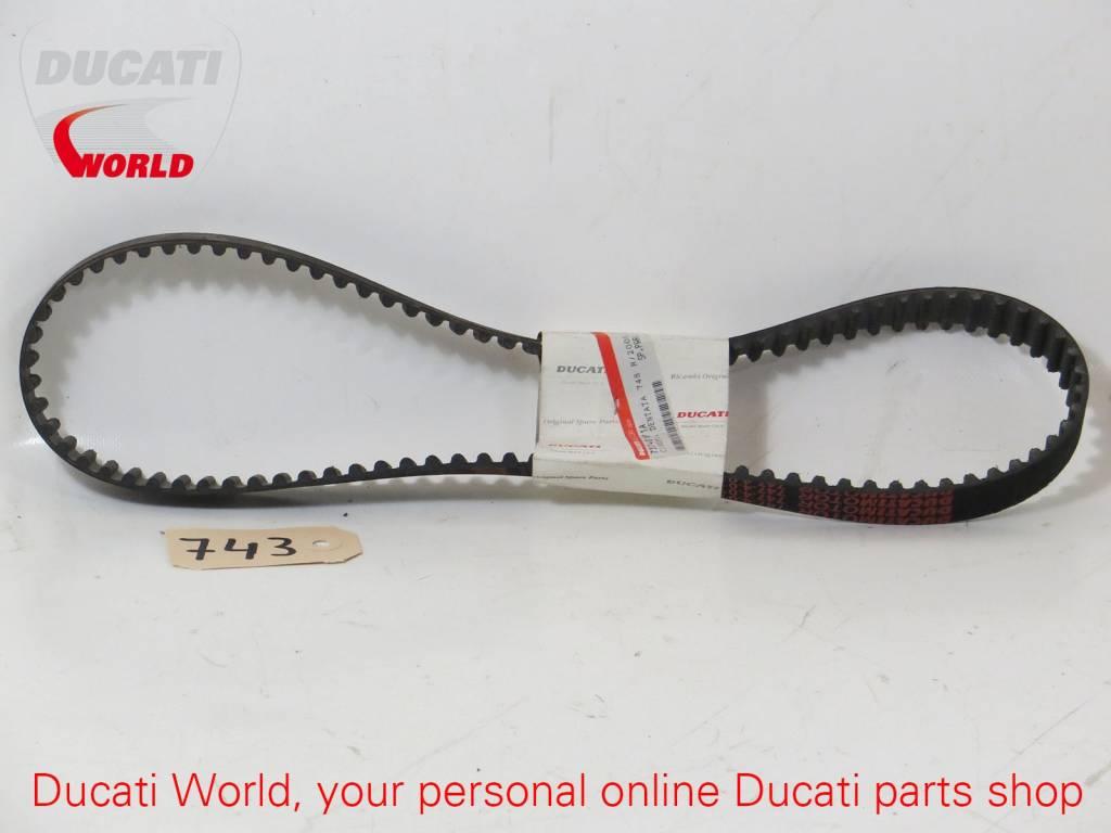 Ducati Ducati Toothed Belt SBK 748