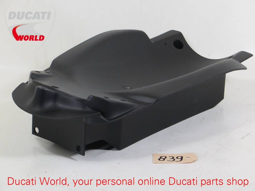 Ducati Ducati Undertray Tool Case Panel 900 SS