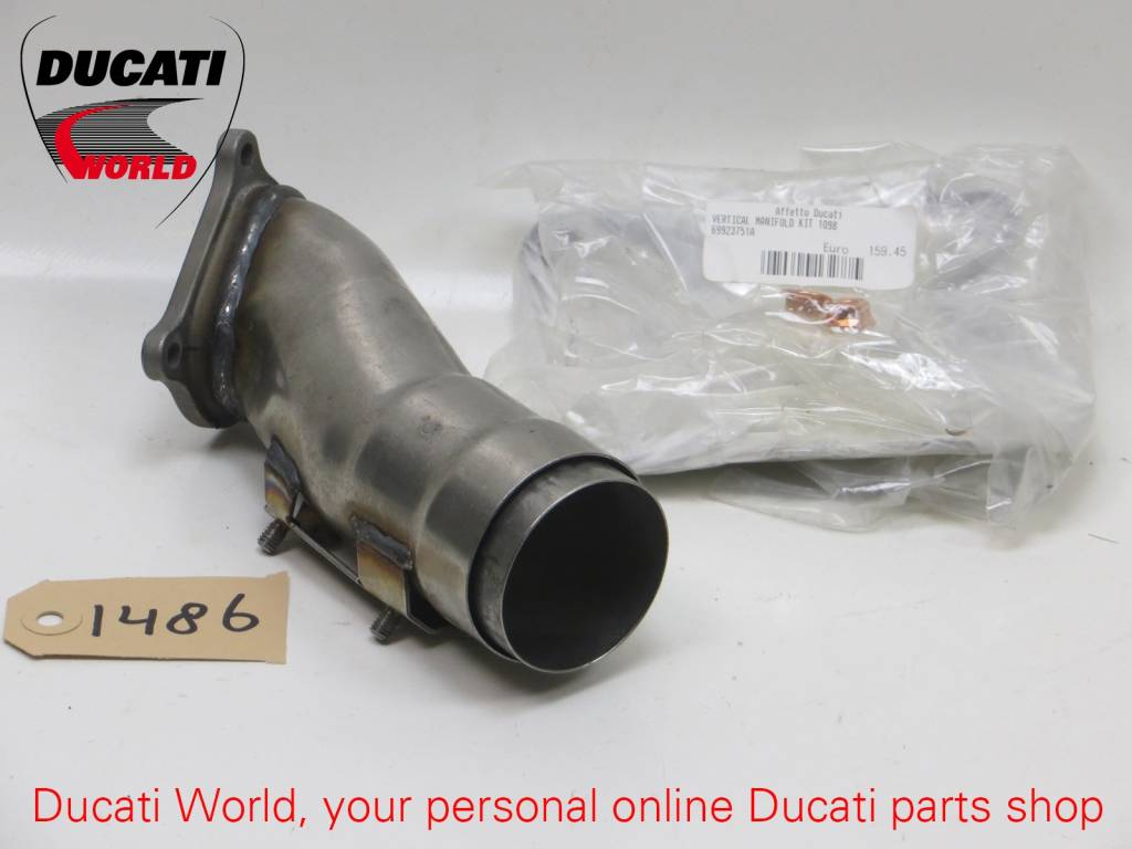 Ducati Ducati Vertical Manifold Kit SBK 1098