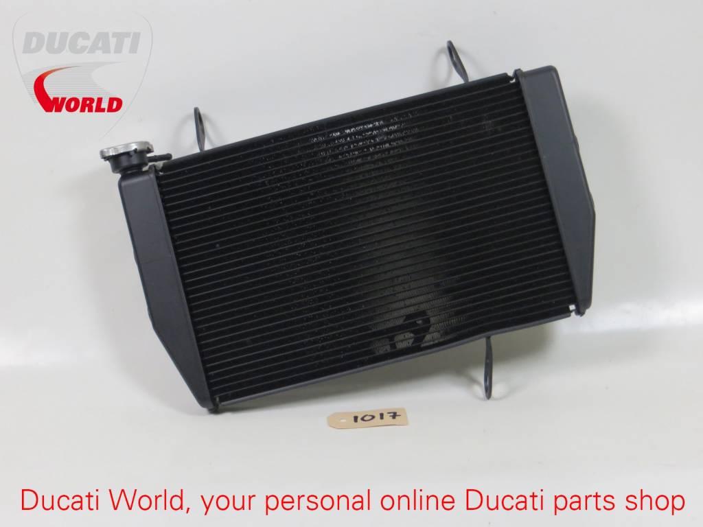 Ducati Ducati Water Radiator Hypermotard
