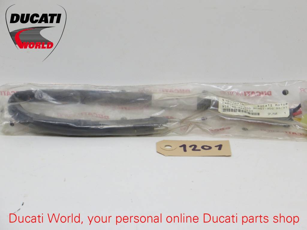 Ducati Ducati Wiring Harness Monster 900, 900SS