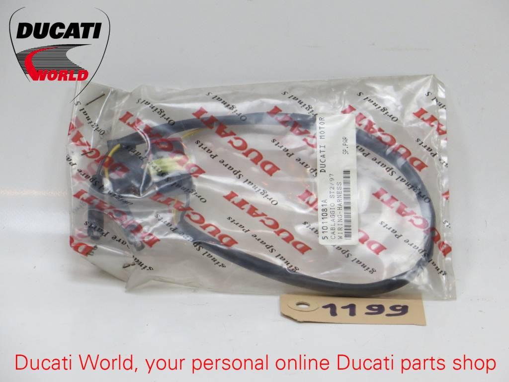 Ducati Ducati Wiring Harness ST2/ST4