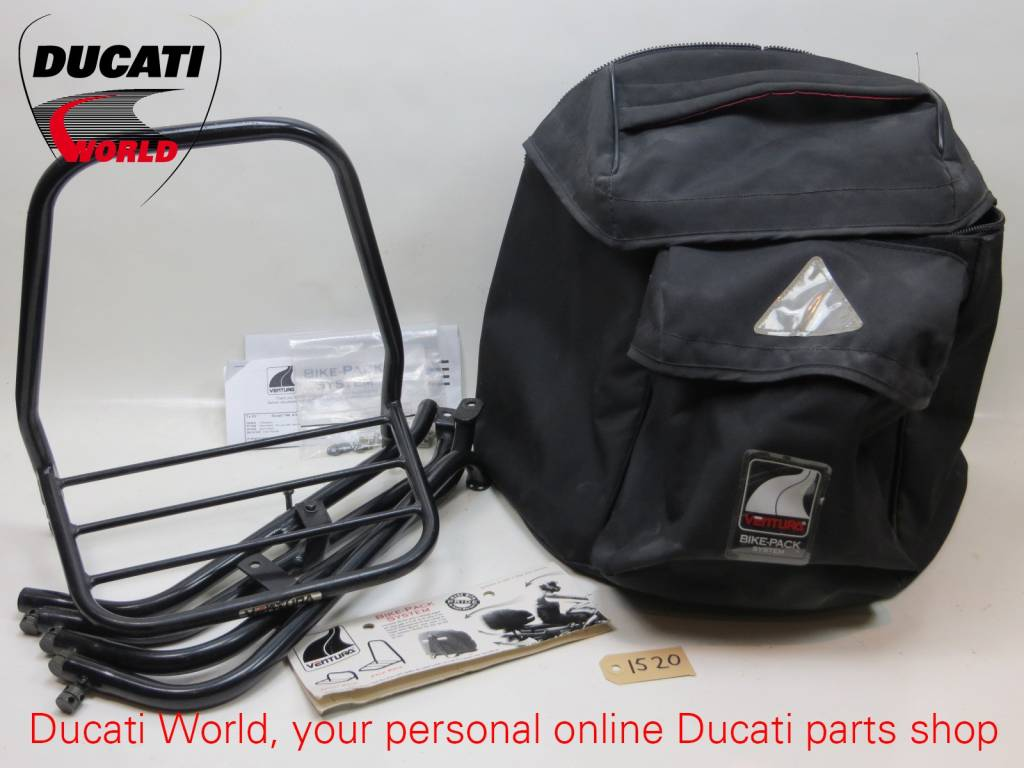 Ventura Ventura Pack Rack With LH&RH Brackets And Bag SBK 748/916/996