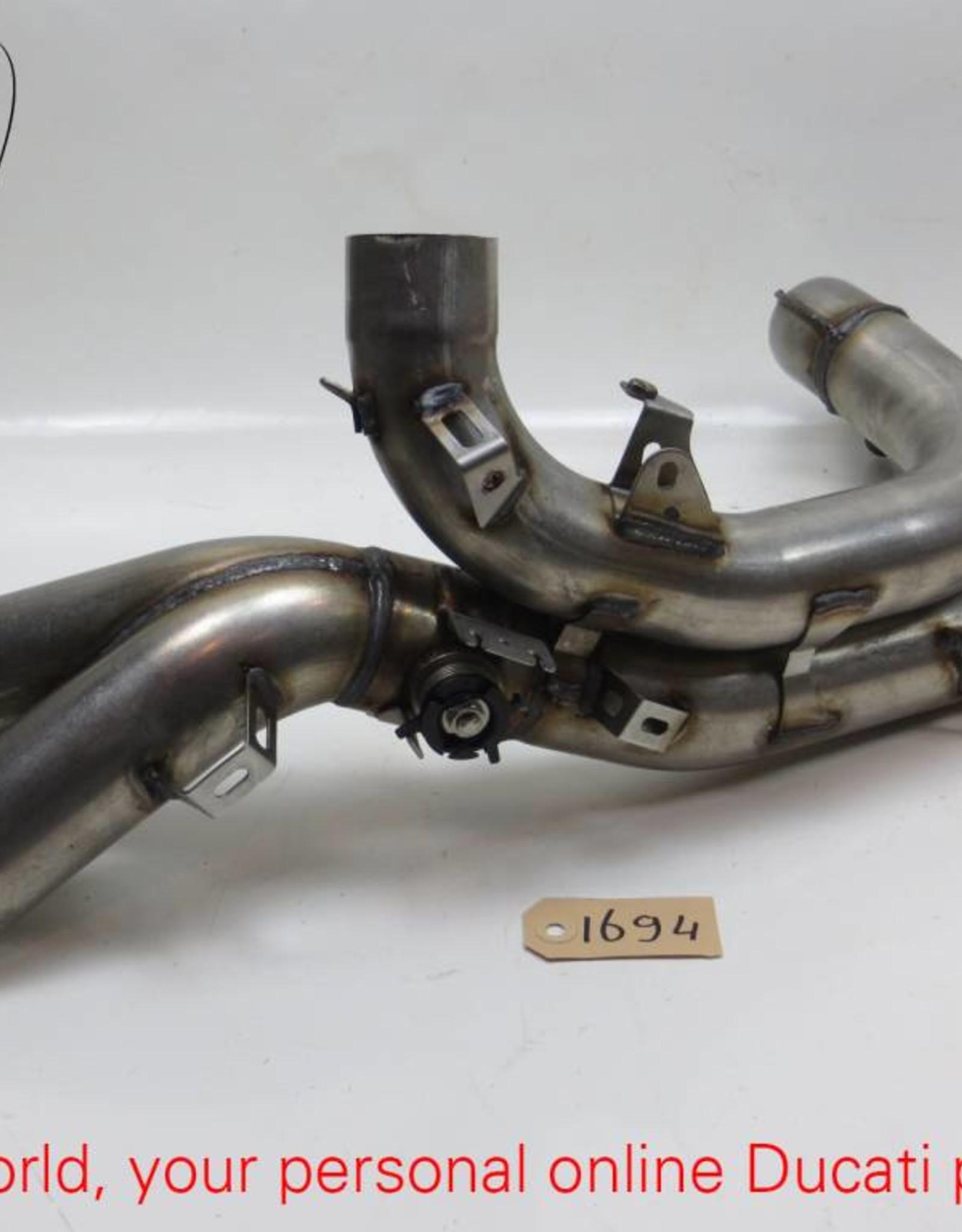 Ducati Ducati Centre Exhaust Midpipe SBK 848/1098