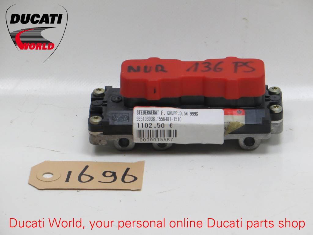 Ducati Performance ECU D54